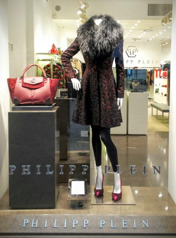 Serravalle outlet 2015 Philipp Plein