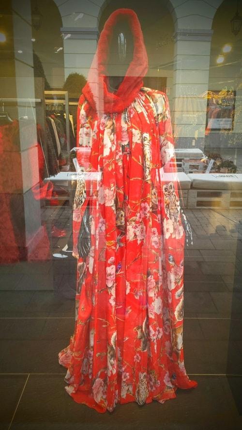 Serravalle outlet Dolce&Gabbana 2015