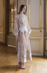 оригинальное свадебное платье Париж