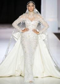Свадебное платье Ralph & Russo Haute Couture осень-зима 2017/18