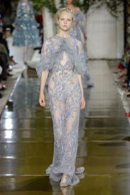 голубое лавандовое Свадебные платья Zuhair Murad Haute Couture осень-зима 2017/18
