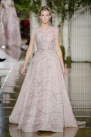 нежно розовое Свадебные платья Zuhair Murad Haute Couture осень-зима 2017/18