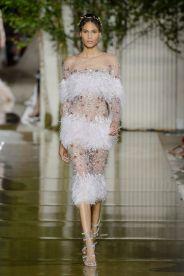 короткое Свадебные платья Zuhair Murad Haute Couture осень-зима 2017/18