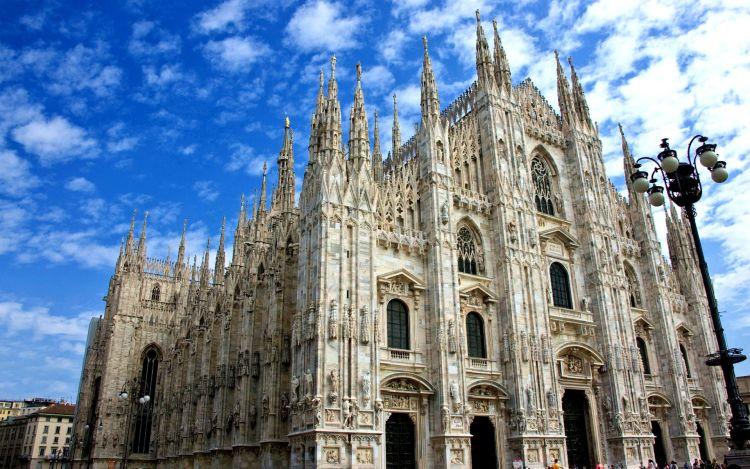 Домский собор Милан