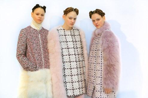 модные пуховики Moncler 2017