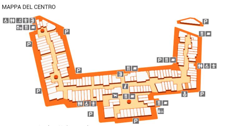 карта Виколунго Аутлет