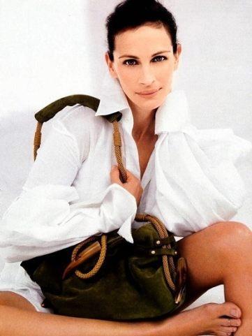 Julia Roberts for Gianfranco Ferre