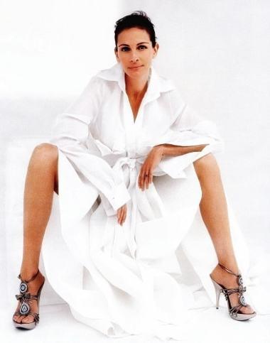 Julia Roberts for Gianfranco Ferre 2