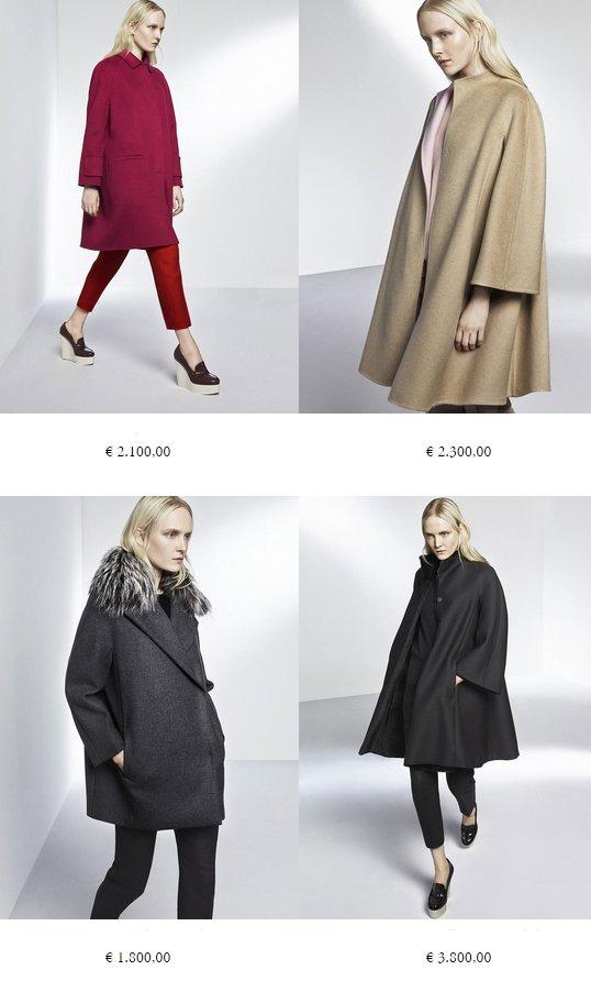 MaxMara ATELIER palto