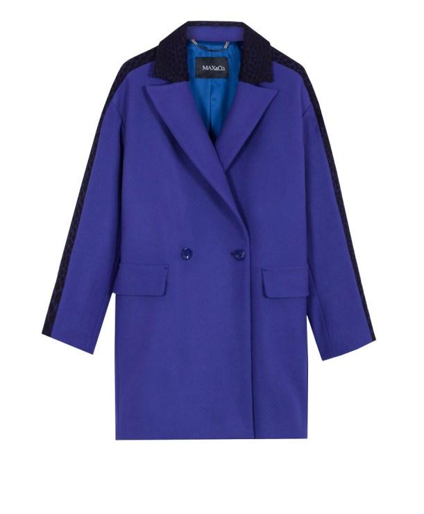 Max&co palto oversize