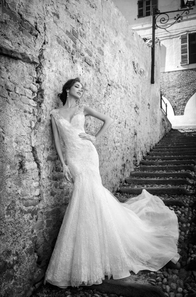 итальянские платья - итальянский дизайнер свадебных платьв Алесандра Ринаудо