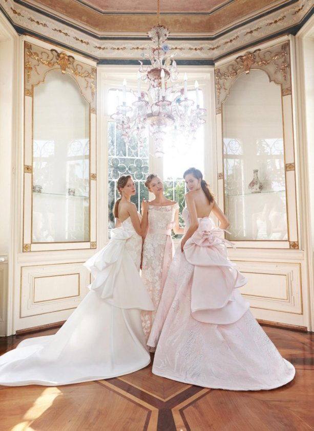 итальянские свадебные 2017 - дизайнер Elisabetta Polignano