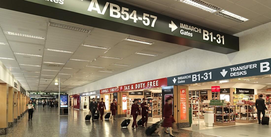 Такс Фри в аэропорте Милана Мальпенса - новая процедура получения денег