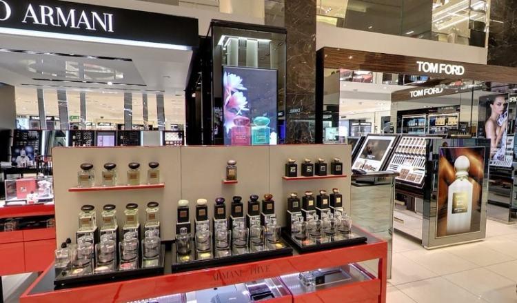 парфюм шоппинг в Милане