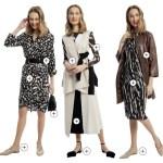 модные платья и кожа аутлет Макс Мара Diffusione Tessile Milan весна и лето 2018