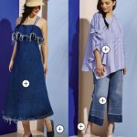 джинсовая одежда аутлет Макс Мара Diffusione Tessile Milan весна и лето 2018