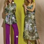 летная красивая одежда аутлет Макс Мара Diffusione Tessile Milan весна и лето 2018
