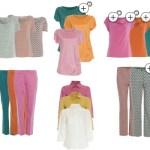 цветные блузы и топы в аутлете Макс Мара в Милане