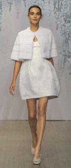 Monique Lhuillier fall 2016 wedding collection-min