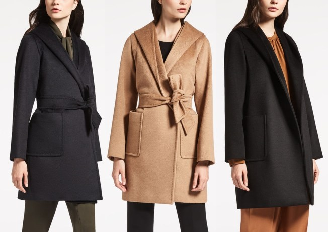 пальто MaxMara Calemmo