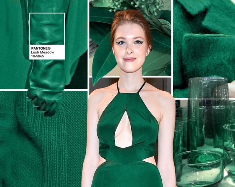 Color panton Fall 2016 color Lush Meadow-milanstyleguide
