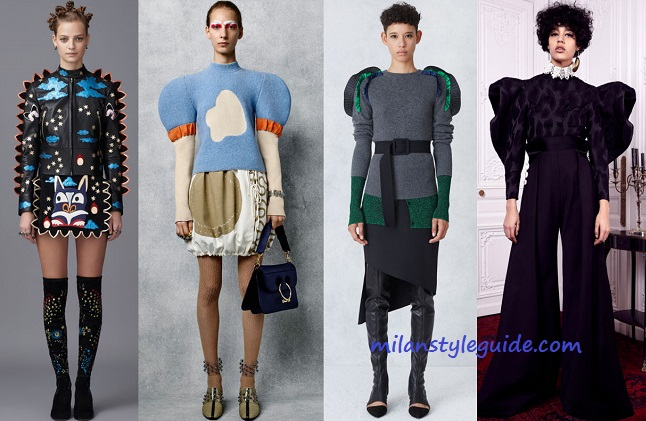 Fashion trend pre fall bigarms - milanstyleguid