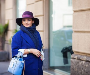 стилист в Милане шопер в Милане