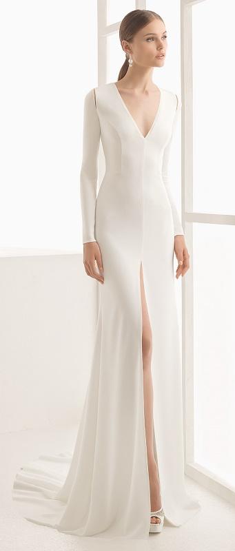 новая коллекция модные свадебные платья 2017 Rosa Clara