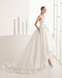 какие свадебне платья в моде платья Rosa Clara 2017