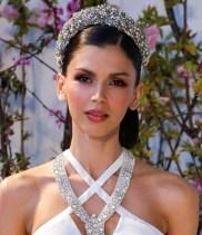 Anne Bardge диадема свадебная мода 2017 - аксессуары