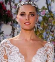 Anne Bardge свадебная мода 2017 - аксессуары диадема