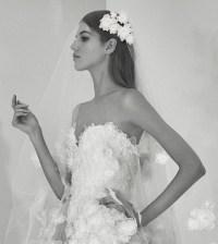 фата самые модные свадебные аксессуары 2017