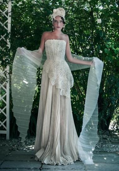 самые модные итальянские свадебные платья