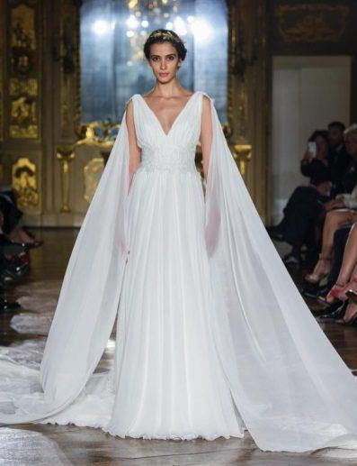 новая коллекция модные свадебные платья 2017 Enzio Miccio