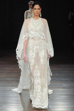 новая коллекция модные свадебные платья 2017 Neem Khan
