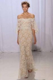 самые модные свадебные платья 2017 Reem Ocra