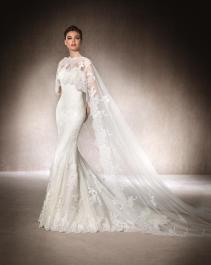 новая коллекция модные свадебные платья 2017 St Patrick
