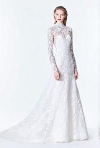 модные свадебные платья 2017 новая коллекция Carolina Herrera