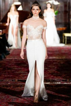 модные свадебные платья 2017 новая коллекция Julie Vino