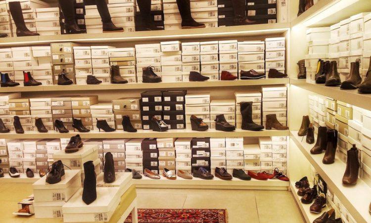 обувь в аутлет Макс Мара в милане с Чезано Босконе