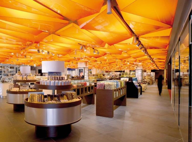 food market Ринашенте Милан