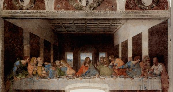 Тайная Вечеря Леонардо в Милане