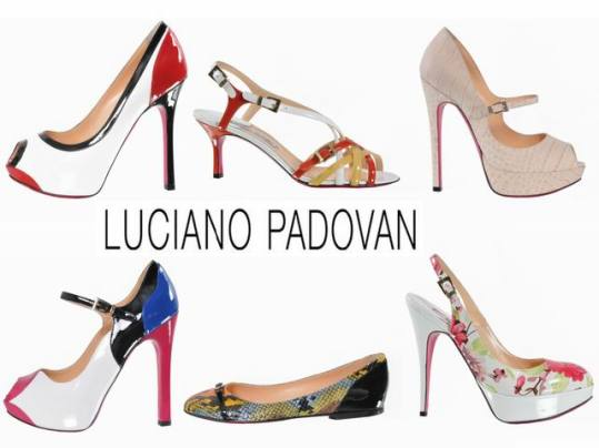 Обувь Luciano Padovan