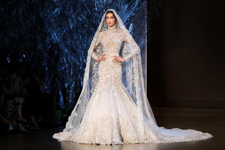 ralph and russo свадебное платье haute couture