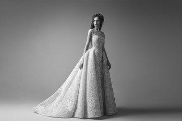Saiid Kobeisy свадебное платье