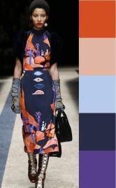 модные цветовые комбинации 2016
