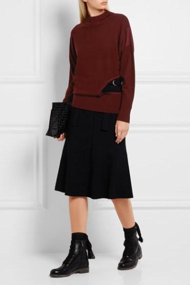 DKNY пуловер осень 2016