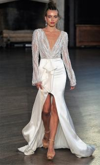 Berta Bridal Fall 2017