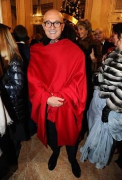 как одеваются итальянцы в театр
