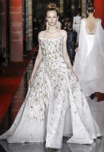 wedding dress Zuhair Murad wedding dress Couture Spring 2017